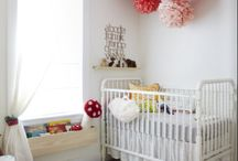 Nursery / Girl & Boy Nursery Inspiartion
