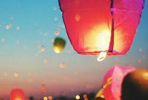 Wensballonnen / Bruiloft verjaardag begravenis of ander heugelijk feit? laat een wensballon op en geniet van dit wonderlijk schouwspel.
