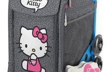 Zuca Hello Kitty / https://figureskatingstore.com/zuca-hello-kitty/ Zuca has finally released a licensed product. We have waited so long for a world known design to appear and finally it's here. Meet Zuca Hello Kitty family. They are too cute ... honestly! These bags look very awesome, especially for the Hello Kitty lovers.
