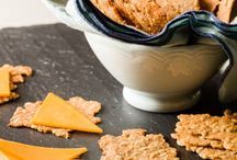 Chips and Cracker recipes / Once you have tried homemade chips or crackers, you will never want to buy them at the store again!