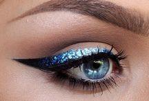 Enchanting eyes / Kauneimmat ja lumoavimmat silmämeikit