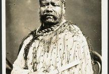 The Indigenous Maori of New Zealand