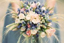 My pretty bouquet / Los ramos de novia más bonitos