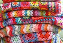Fabrics. Ganchillo