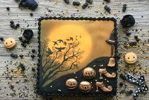 Pierniki Halloween