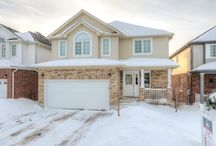 2199 Lilac Ave / 7 Year Old, 3 Bedroom, 2.5 Bathroom, with Double Garage in Wickerson Heights!  - $329,900 - www.ForestCityTeam.com  #RealEstate #LdnOnt #Realtor