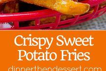 sweet potatoe frys