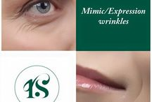 Types of wrinkels / Fine lines at your face can many many years to your real age Know all about these wrinkles and wait for our magical solutions that will end it once and for all