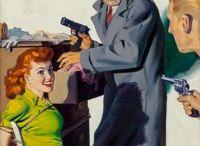 Hugh Joseph Ward comics