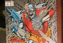 Deathlok Marvel Comics and related / comics I am selling as graphic-illusion.com
