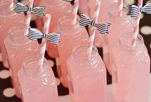 Pink Paris Party Theme