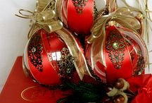 Minina Christmas  Ornaments