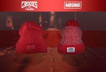 ◉ Urban Locker - Rouge ◉ / Dans ce tableau la couleur rouge est mise à l'honneur.