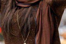 scarf & foulard