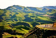 New Zealand - Auckland to Wellington