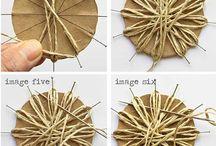 Just jute/hemp crafts