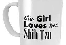 Shih Tzu Themed Household Stuff