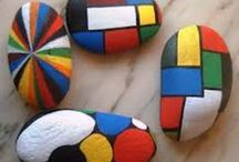 Pedres decorades