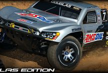 RC Short Course Trucks / This board is dedicated to RC Short Course Trucks (SCT). Probably one of the most popular segments in RC offroad right now. They are kind of the point and shoot vehicles of the RC world. Tons of fun, durable and nice realism.