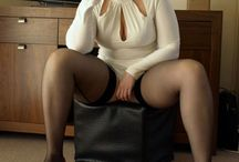 Daniella English / Daniella English the English milf - ass, boobs, stockings, pantyhose, lycra, uniforms and more....