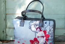 Fashionable suitcase bags / Suitcase bags