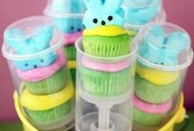 Spring Soirée / Fun food ideas for your next Spring Soirée!