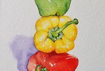 Kunst groente
