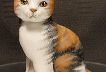 Kedi boyama