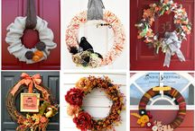 Wreaths / by Stephanie Shattuck