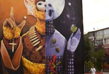 Street Art / by Paula Calil