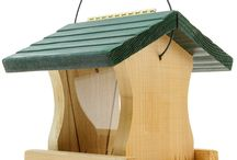 Bird Feeders / Attract more birds to your yard with these quality bird feeders.
