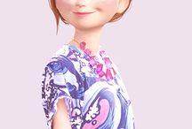 #Disney/ Pixar e etc♥