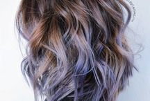 -HAIR IDEAS / Mostly hair colors