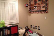 Przygotowane otoczenie / pokoje i sale urządzone w stylu Montessori, ciekawe rozwiązania