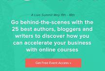 Writing, Learning, Creating
