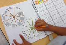 Interactive notebook-math