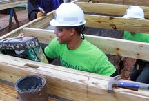 Volunteers / Atlanta Habitat Volunteers