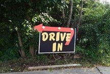 Backyard Drive-In - Party Ideas