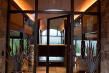 Bronze Clad Windows and Doors  / Luxurious bronze windows and doors that are fully customizable.