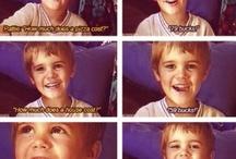 Baby Bieber:) / by Jordyn Elwell
