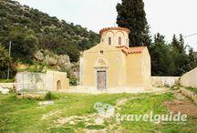 Monuments - Monasteries