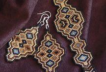 Peyote e brick stitch