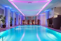 Wellness / Spa Sirene at The Royal Yacht | Come and relax in our heated vitality pool, Swedish sauna, aromatherapy steam room, salt steam therapy and experience showers