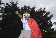 Vbs 2013 superheroes of faith / by Tammy Middleton