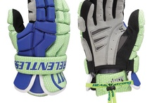 Lacrosse Unlimited Gloves / by Lacrosse Unlimited