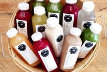 Pressed juices / Ready to drink