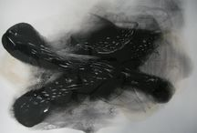 Article / Pictures from article on my artistic practice on web magazine