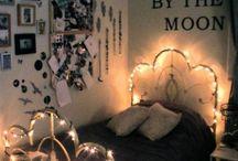 Dekorácie do dievčenskej izby