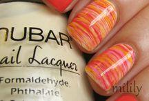 Fingernails/Toenails / by Sharon Vickery