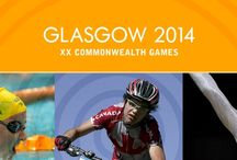 Commonwealth Games 2014 / Pins related to commonwealth games